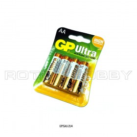 1.5V Ultra Alkaline AA Battery (4pcs)