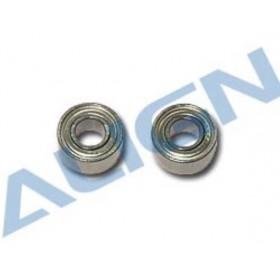 H60103T ALIGN 4x9x4mm Bearing, 684ZZ (2) for T-REX 500/600