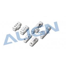 H55019T ALIGN Frame Mounting Block, for T-REX 550E