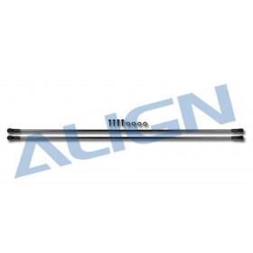 H55037T ALIGN Tail Boom Brace, for T-REX 550E