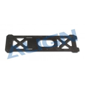 H60212T ALIGN 600PRO Carbon Bottom Plate/1.6mm for T-REX 600E PRO / 600EFL PRO