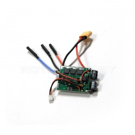 Receiver S-FHSS for K130