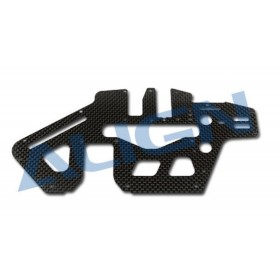 H45028T ALIGN Carbon Fiber Main Frame/1.2mm for T-REX 450 Pro