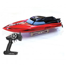 Vector SR65 Auto-roll-back advanced Deep-V Racing boat
