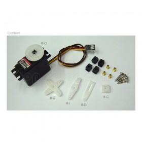 Hitec HS-485HB Deluxe Analog Servo Motor (Karbonite Gear)