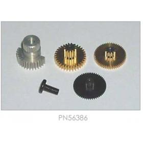 PN56386 Hitec Metal Servo Gear Set, for HS-81MG / HS-82MG #56386