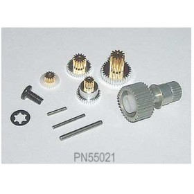 PN55021 Hitec Metal Servo Gear Set, for HSG-5083MG / HSG-5084MG #55021