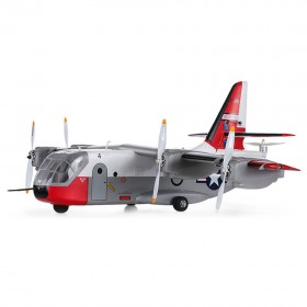 Ling-Temco-Vought (LTV) XC-142 Tilt-wing Experimental RC Aircraft, PNP