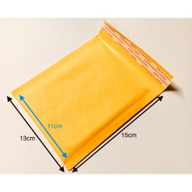 [6pcs] [13x15cm] Orange Mailing Bubble Padded Small Size Paper Envelopes - Good Quality / Self-Seal / Durable for shipping items