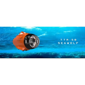 5222-F03S TTRobotix SEAWOLF Sport Submarine (For Fresh Water) (RTR) (Op. Depth: 5M Max) With R/C system, battery & charger.