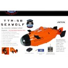 [NETT] TTRobotix SEAWOLF Sport Submarine (For Fresh Water) (RTR) (Op. Depth: 5M Max) With R/C system, battery & charger.