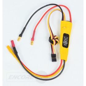 OLESC-25A3D EncoreRC Outlaw Power Reverse3D 25A Opto ESC (Electronic Speed Controller), for INVERTIX 400