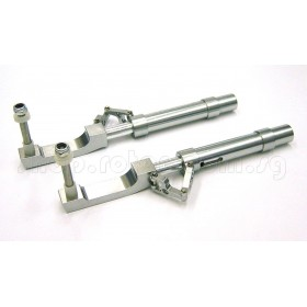 EX1440 EXCELLENCE Suspension Landing Gear Shock for 50-60 size Airplane / Anti-vibration Landing Gear, 112g