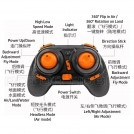 JJRC A150 X-ghost Remote Control Guide in English