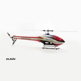 Align Electric Helicopter 550L Speed Fuselage – Red