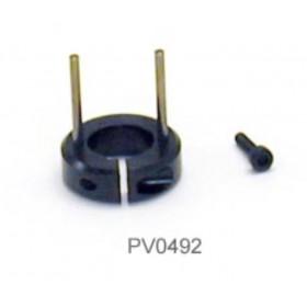 PV0492 THUNDER TIGER Rotor Hub Slider Ring, for Raptor R30/50V2/50SE / [4853] R50 Titan Option Part