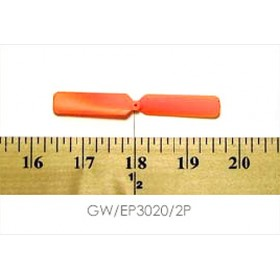 """GWS 2 Bladed Electric Propeller, EP3020, 3x2"""""""