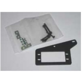 PV0511 THUNDER TIGER Metal Rear Servo Tray, for Raptor R50/R60 / R50 Titan