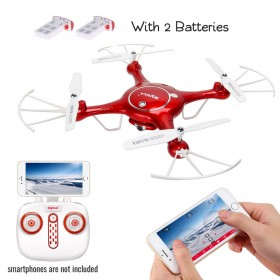 X5UW FPV Real-Time 1MP Wifi Camera Drone