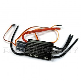 T70A Pro Brushless ESC, Input Voltage: 5-12 cells lithium battery or 15-36 cells NiCd/NIMh battery, BEC: None