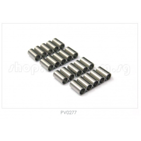 PV0277 THUNDER TIGER Collar d3xD4xW7 (3x4x7) (20 pcs), for Raptor R30/R50/R60/R90