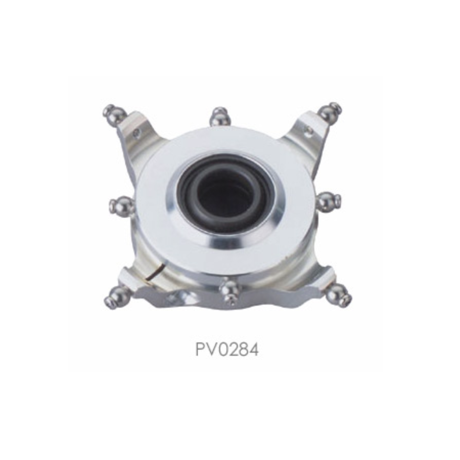 Pv0284 Thunder Tiger Metal Swash Plate Assy For Raptor R60 R90 Note Pv0284 Replaces The Discontinued Pv0129