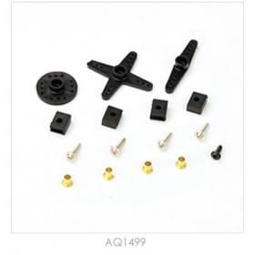 AQ1499 ACE RC Servo Horn Set, for [8114] Standard Servo S1903