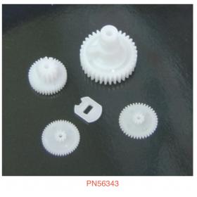 PN56343 / 56343 / Hitec Servo Gear Set, for HS-75BB