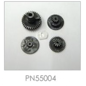 PN55004 / 55004 / Hitec Servo Gear Set (Karbonite), for HS-475HB / HS-5475HB