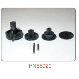 PN55020 / 55020 Hitec Karbonite Gear Set, for HSR-8498HB / Robonova-I