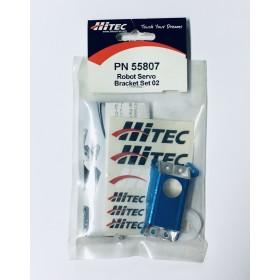 PN55807 / 55807 Hitec Robot Servo Bracket Set 02