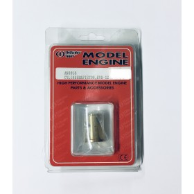 AN0918 THUNDER TIGER Cylinder & Piston, For EVO-12 / evo12