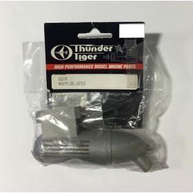9206 THUNDER TIGER Muffler, for GP-25 Engine
