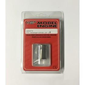 AN0075 THUNDER TIGER Cylinder & Piston, for GP-25 Engine / GP25