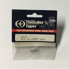 AN0188 THUNDER TIGER Wrist Pin Assembly, Pro-12