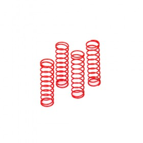 Shock Spring - Firm (4pcs), MTA-4, for 1/8th scale [6228F] MTA-4 S28, [6225F] MTA-4 Sledge Hammer S50