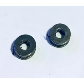 F4-9G Thrust Bearings with Groove (2pcs), Inner Dia. X Outer Dia. X Height: 4x9x4mm