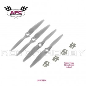 5x3E (2) & 5x3EP (2) Propeller Quad-copter Bundle for Electric Motor | 5x3inch