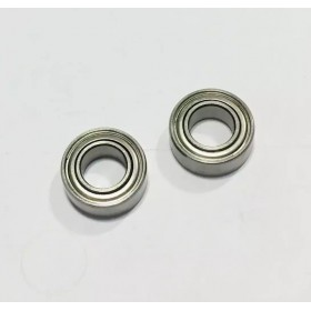 6700ZZ Bearing (2pcs), Inner Dia. X Outer Dia. X Height: 10x15x4mm