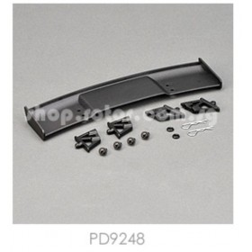 PD9248 THUNDER TIGER Molded Rear Wing, TAED, for [6534-F] Sparrowhawk DX Drift, [6576] Sparrowhawk DX II Option Part