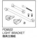 PD9522 THUNDER TIGER Lamp / Light Bracket, for [6411] eMTA Kaiser