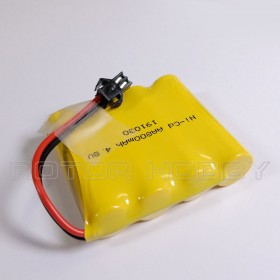 4.8V 800mAh NiCD Rechargeable Battery for HNT520, HNT540