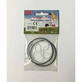 GW/WH01/65 GWS Ultra Light Wheel 65mm (2pcs) / GWWH0165