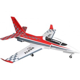 Viper Jet 1450mm Red V4 PNP RC Electric Airplane