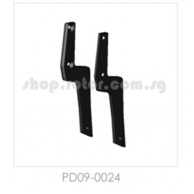 PD09-0024 THUNDER TIGER Fork Legs (Long), for [6573] SB-5 Electric Racing Bike Option Part