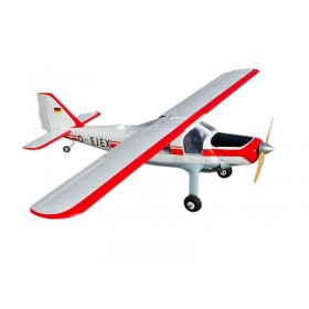 DO-27 RC Electric Airplane 1600mm Dornier RED, PNP