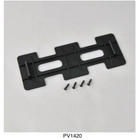 PV1420 THUNDER TIGER Battery Tray, for Raptor [4757] Titan X50 Flybarless Electric / Titan X50E