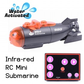 Infra-red RC Mini Submarine