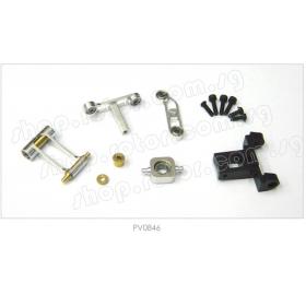 PV0846 THUNDER TIGER Metal Phasing Guide, E325, for mini Titan E325 / SE