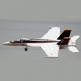 F/A-18 4S High Performance 64mm EDF Jet, Royal Maces, Plug-and-Play